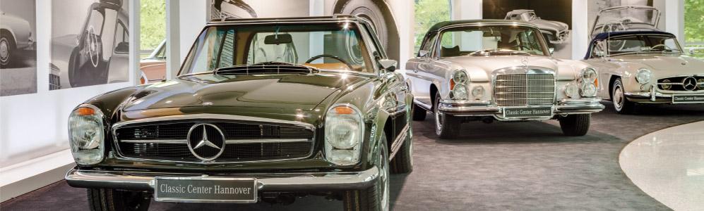 verkauf classic center hannover klassische mercedes benz automobile in hannover. Black Bedroom Furniture Sets. Home Design Ideas